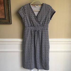 Boden Casual Jersey Knit Midi Dress